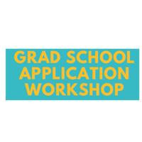Hands On Graduate Application Workshop