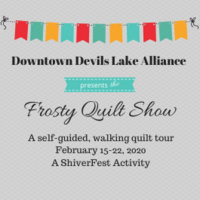 Frosty Quilt Show