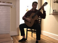 Jim Reyelt - DMA Classical Guitar Recital