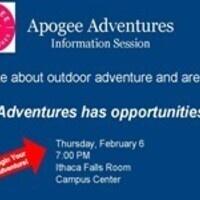 Apogee Adventures Information Session