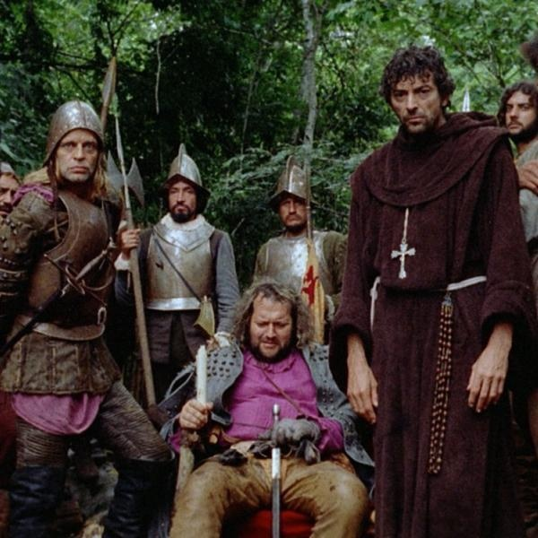 CANCELED:  Film Screening: 'Aguirre, der Zorn Gottes'
