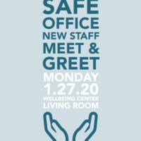 Safe Office New Staff Meet & Greet