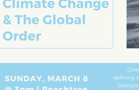 Climate Change and the Global Order