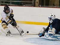 Men's Ice Hockey: Home Game v.s. Buff State