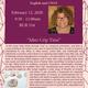 CWGS Faculty Development Program - Professor Alison Kafer