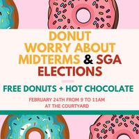 SGA Donut Worry (Osceola)