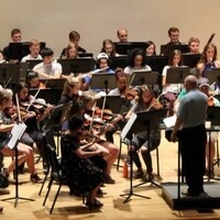 Concerto competition winners orchestra concert