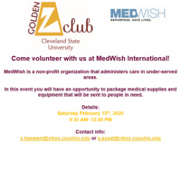 Volunteering at MedWish