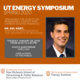 UT Energy Symposium