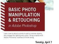 CANCELED Basic Photo Manipulation and Retouching in Adobe Photoshop