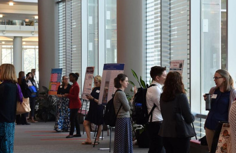 A picture of a previous Gender & Equity Research Symposium.