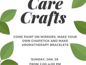 Sunday Funday - Care Crafts