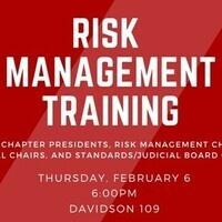 FSL Risk Management Training