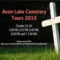 Avon Lake Cemetery Tours