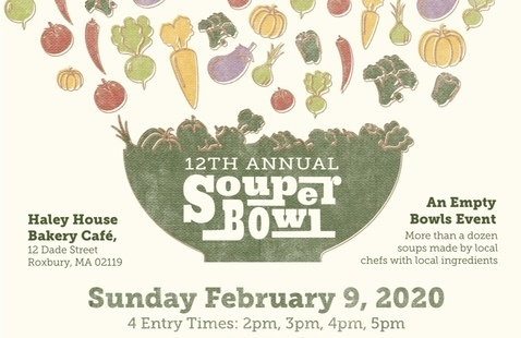 12 Annual Souper Bowl