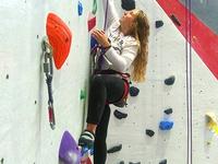 For the Win: Women's Rock Climbing