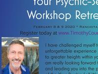 YOUR PSYCHIC-SELF WORKSHOP RETREAT!