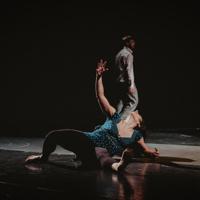 LAJAMARTIN performance. Photo by Jenny Flynn