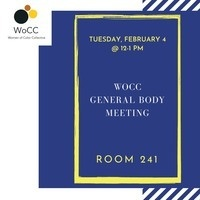 WoCC General Body Meeting