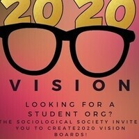 2020 Vision Board Social