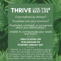 THRIVE: Live Your Best Life