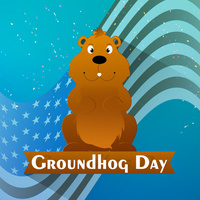 Groundhog Day Shadow Tracing