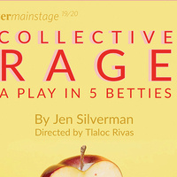 Poster for Collective Rage: A Play in 5 Betties
