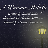 Poster for A Warsaw Melody