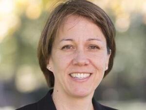 Sophia Hayes, professor, Department of Chemistry