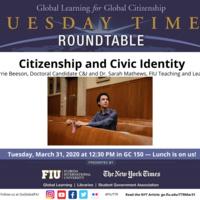 CANCELED: Citizenship and Civic Identity