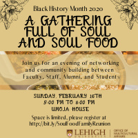 A Gathering Full of Soul and Soul Food | Multicultural Affairs
