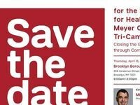 POSTPONED: 3rd Cornell Center for Health Equity— Meyer Cancer Center Joint Tri-Campus Symposium