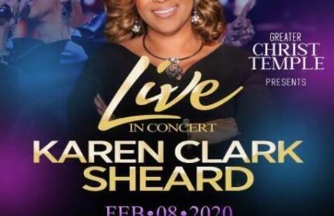 Karen Clark Sheard- Live in Concert