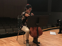Teresa Rodriguez - Cello Junior Recital
