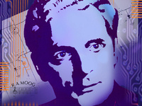 CANCELLED Exhibit: Electrifying Music: The Life and Legacy of Robert Moog