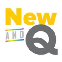 New & Q Colorful Logo