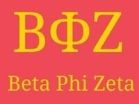 Beta Phi Zeta Meeting
