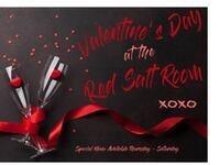 Celebrate with us Valentine's Day
