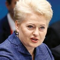 Dalia Grybauskaitė, former President of Lithuania