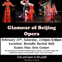 Glamour of Beijing Opera