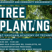 Tree Planting with Trees Charlotte