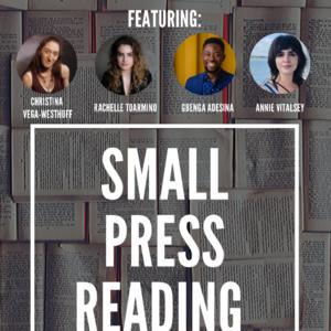 Small Press Reading