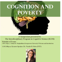 ICOS Symposium: Cognition and Poverty