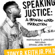 Event flyer with Tony R. Keith PHD
