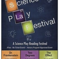 2nd Annual Science Play Festival