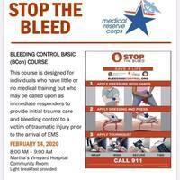 Bleeding Control Basic Course