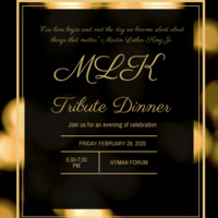 Martin Luther King Tribute Dinner