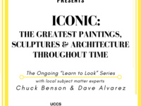 Iconic: The Greatest Paintings, Sculptures & Architecture Throughout Time