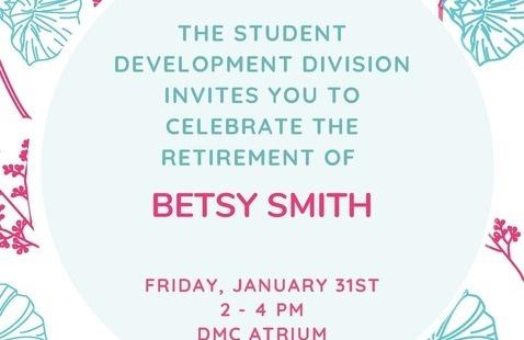 Betsy Smith Retirement Gathering