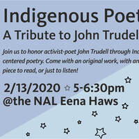 Indigenous Poetry Night